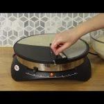 Crêpière Domino : pour faire de délicieuses crêpes bretonnes